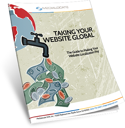 Taking Your Website Global