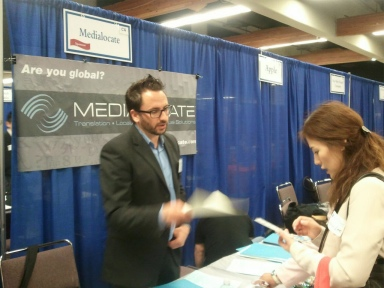medialocate sponsors miis career fair