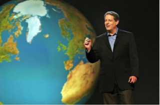 Medialocate Translates for Al Gore