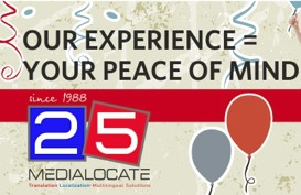 Medialocate: Our Experience = Your Peace of Mind
