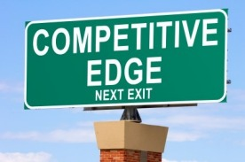 Managed authoring competitive edge